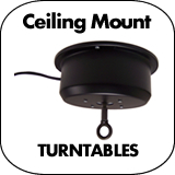 Ceiling Mount Turntables