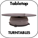 Tabletop Turntables