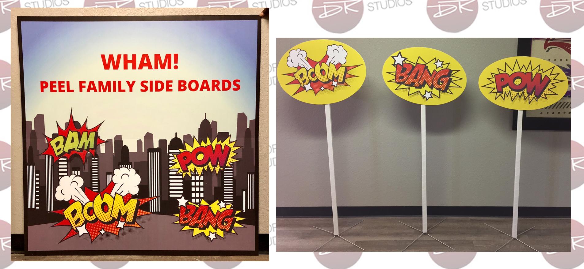 Cardboard Cutout Standup Photo Gallery - Dino Rentos Studios, INC