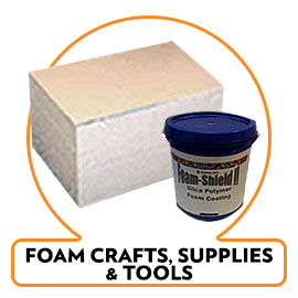 FOAM CRAFTS AND SUPPLIES